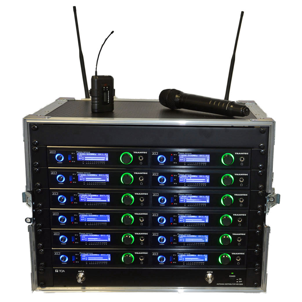 Trantex S5 rack n ready